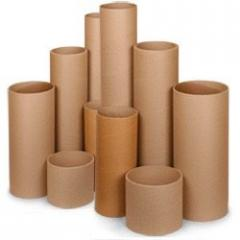Plug cylinders cardboard