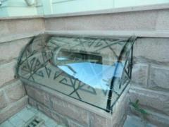 Glass ben