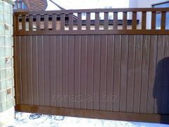 Gate Retractable