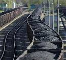 The coal which is packed up