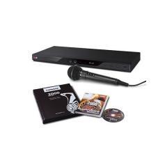 Караоке и DVD  LG DKS-2000H