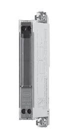 Intrinsically safe barrier, type 9001,