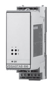 The power supply unit for two analog VEGASTAB 690