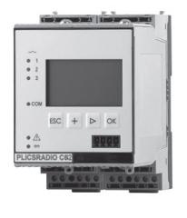 PLICSRADIO C62 signal shaper