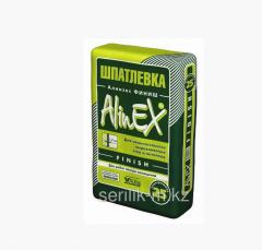 ALINEX-filling glue Finish (FINISH)