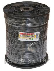 Cable of 75 Ohms external, RG-6U, 305 m, Outdoor