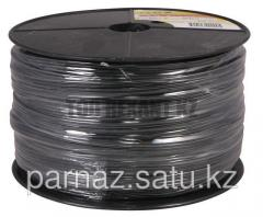 Cable of acoustic 2х0.5 mm2 100 m red-black Rexan