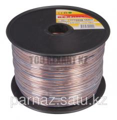 Cable of acoustic 2x0.75 mm2 100 m Blueline Rexan