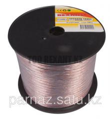 Cable of acoustic 2x2.5 mm2 100 m Blueline Rexan