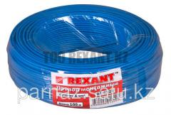 Wire assembly automobile 1 mm2 100 m Blue PGVA