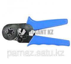 Кримпер для обжима штыревых клемм 0.25 - 6.0 мм2