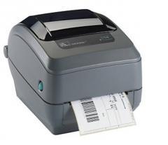 Принтер штрих-кода Zebra GK420t