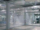 Armor doors glass