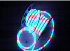 Flexible neon 3x vein multi-colored N-006