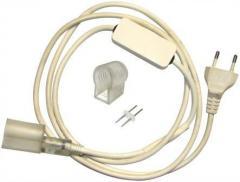 Сетевой шнур, штекер для Flex Neon
