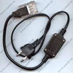 Сетевой шнур для LED дюралайта 2 жылы 123