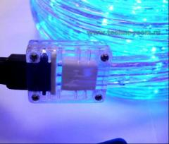 Сетевой шнур для LED дюралайта 5 жылы