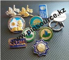 Breastplates, badge, badges
