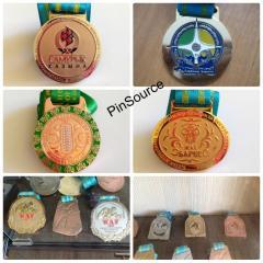 Medal in Astana, a medal