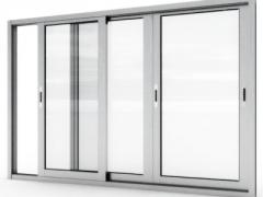 Window aluminum