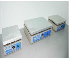 Laboratory heating tile of UTD-1400