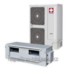 Мультизональные системы (VRF-системы) Aerotek