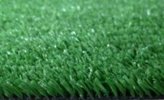 Sports and artificial lawn
