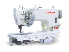 2-needle car of a shuttle stitch of GEM 8450-M