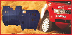 Protection of motor compartment and Hyundai Sonata