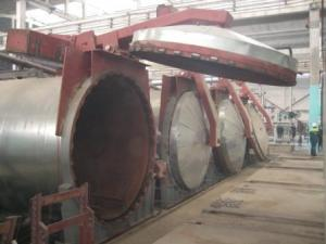 Autoclaves, autoclaves for the construction