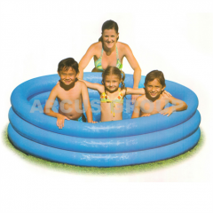 Pool of Intex inflatable blue 147*33sm