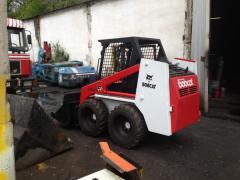 Bobcat 643 front-end loader (2001)