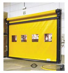 High-speed automatic gate