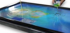 Multi-Touch frame ZaagTech IP65 Overlay