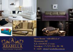 Мягкая мебель для дома на заказ