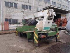 Aichi SH150 tower vehicle (1998)