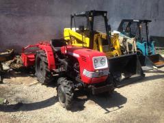 Трактор Shibaur SD-1500AO 4WD 2001 г.в.