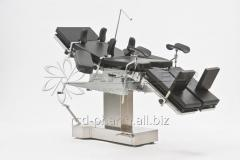 Medical multifunction operating table
