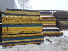 Largely panel board Wall formwork 3,3m