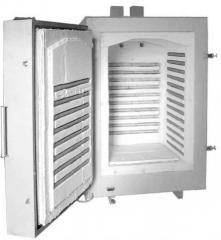 Муфельная электропечь ЭКПС-300 тип СНОЛ до 1100
