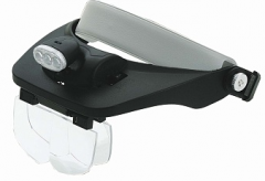 Magnifying glass 81001-3Led (a magnifying glass
