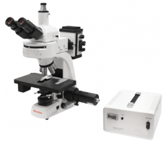 Fluorescent microscope of MX 600 (T)