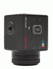 Video camera for broad application in OPTIX C330