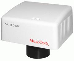 The digital camera for svetlopolny microscopy of