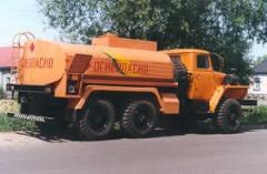 Tanker filling (fueler) - 5608