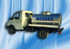 Tanker transport (Milk tanker) - G6-OTA-1,2