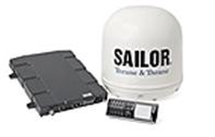 Морское оборудование спутниковой связи Inmarsat