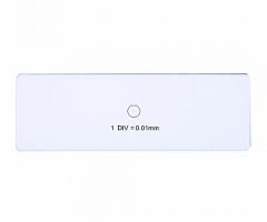 Calibration slide