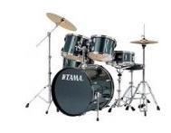 Drum set from 5 TAMA reels