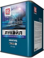 LUKOIL VANGUARD OF API CF-4/SG